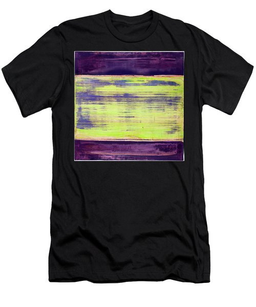 Art Print Square5 Men's T-Shirt (Athletic Fit)