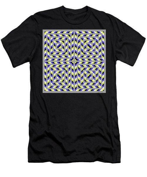 Squaroo Men's T-Shirt (Athletic Fit)