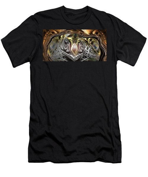 Squid Liquidation Men's T-Shirt (Slim Fit) by Steve Sperry