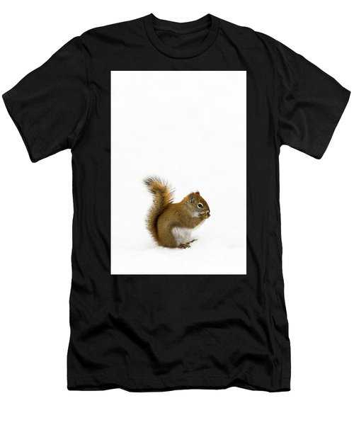 Squirrel Men's T-Shirt (Athletic Fit)
