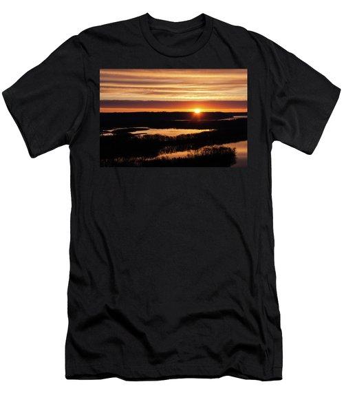 Srw-7 Men's T-Shirt (Athletic Fit)