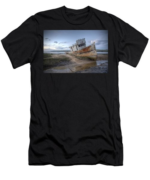 Ss Point Reyes In Inverness Before Demolition Men's T-Shirt (Athletic Fit)