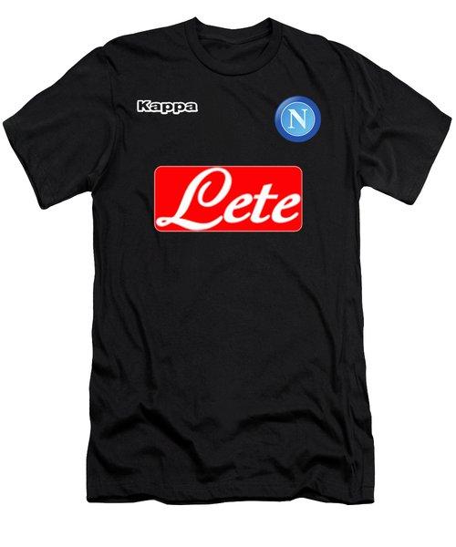 S.s.c Napoli Men's T-Shirt (Athletic Fit)