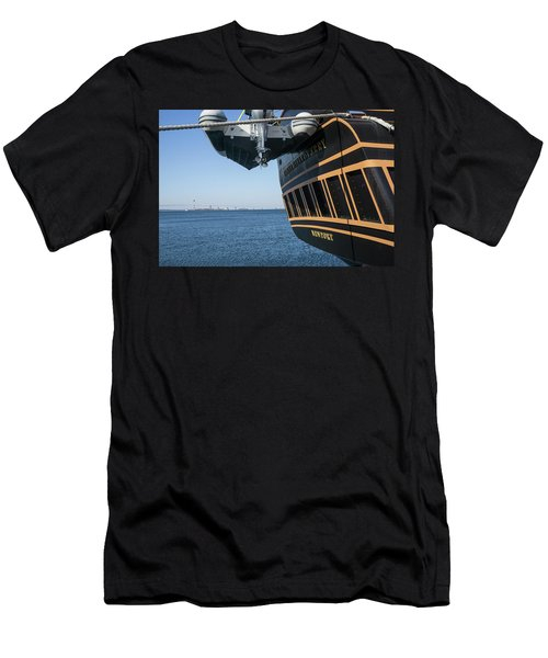 Ssv Oliver Hazard Perry Close Up Men's T-Shirt (Athletic Fit)