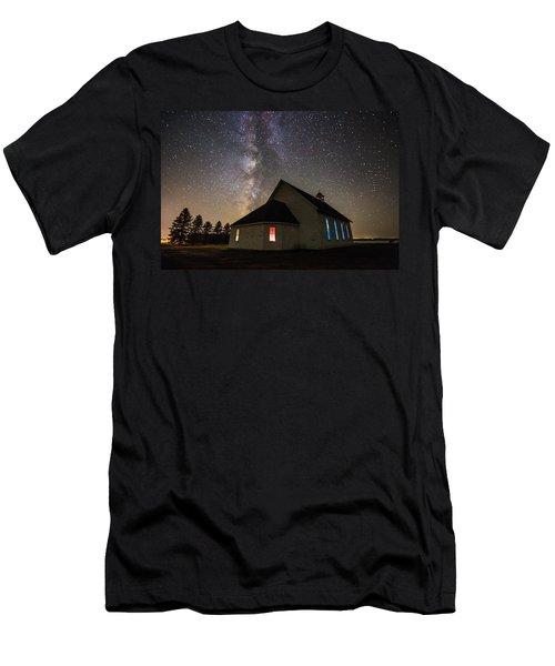 St. Ann's 2 Men's T-Shirt (Athletic Fit)