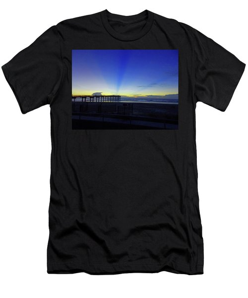 St Augustine Morning Men's T-Shirt (Athletic Fit)