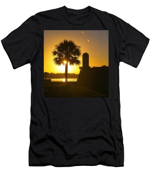 St. Augustine Summer Men's T-Shirt (Athletic Fit)