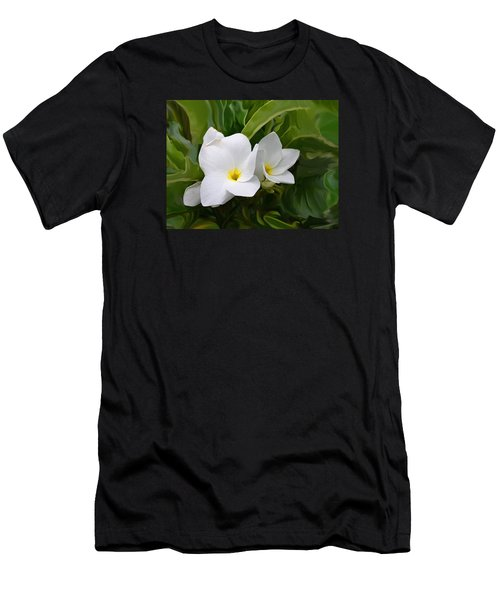 St. Cecelias' Floral Show Men's T-Shirt (Athletic Fit)