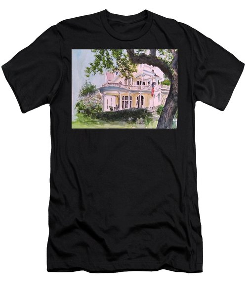 St Charles @ Valance New Orleans Men's T-Shirt (Athletic Fit)