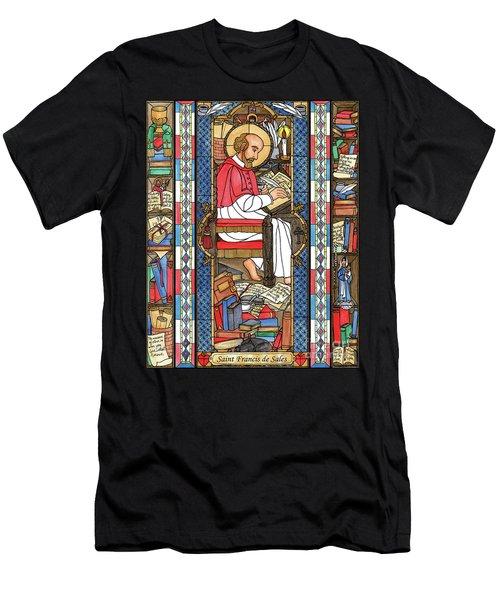 St. Francis De Sales Men's T-Shirt (Athletic Fit)
