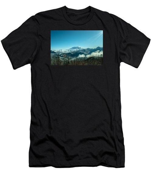 St Helens Big View Men's T-Shirt (Athletic Fit)