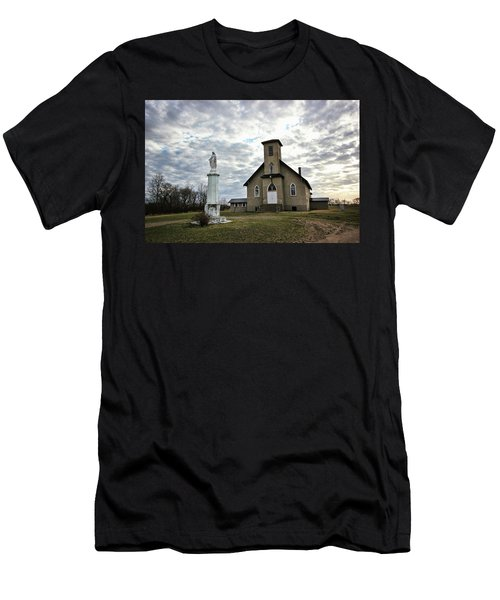 St Hubert Men's T-Shirt (Athletic Fit)