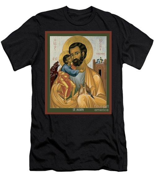 St. Joseph Of Nazareth - Rljnz Men's T-Shirt (Athletic Fit)