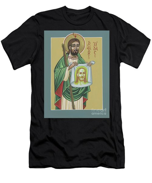 St Jude Patron Of The Impossible 287 Men's T-Shirt (Athletic Fit)