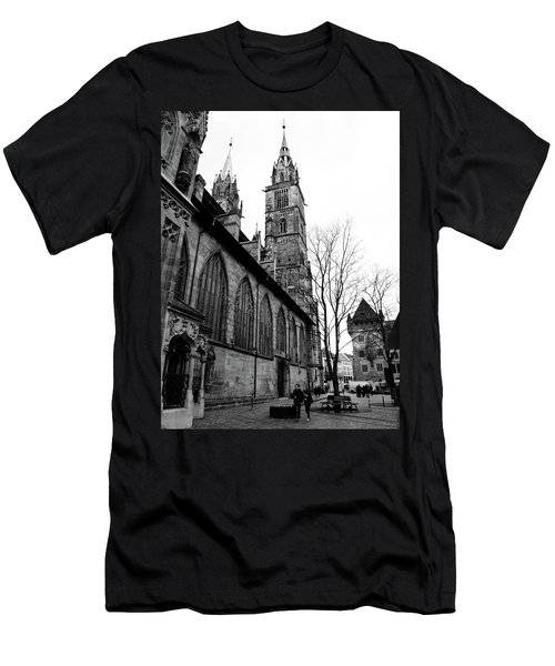 St. Lorenz Cathedral Men's T-Shirt (Athletic Fit)