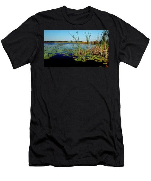 St. Mark's Lake Men's T-Shirt (Athletic Fit)