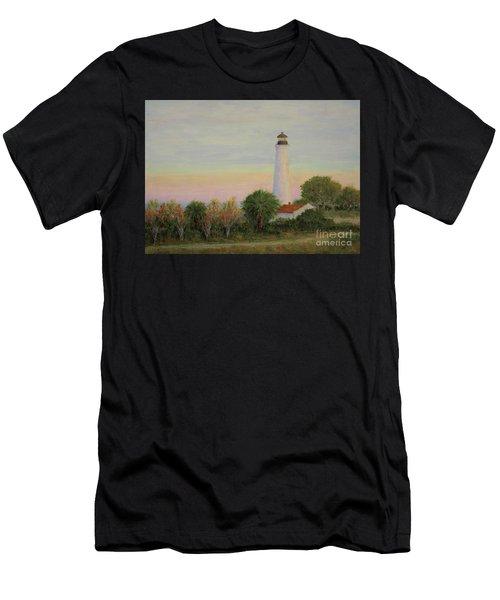 St. Marks Refuge I - Winter Men's T-Shirt (Athletic Fit)