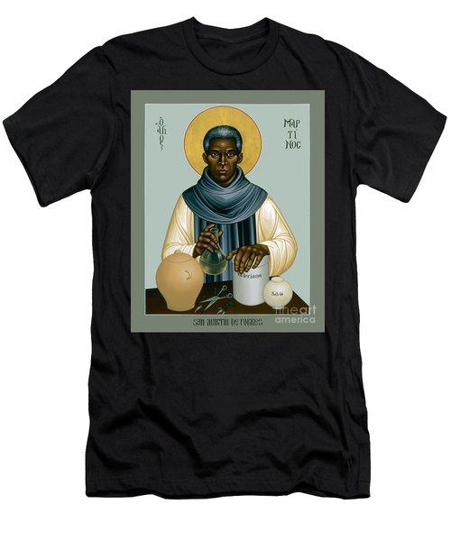 St. Martin De Porres - Rlmpc Men's T-Shirt (Athletic Fit)