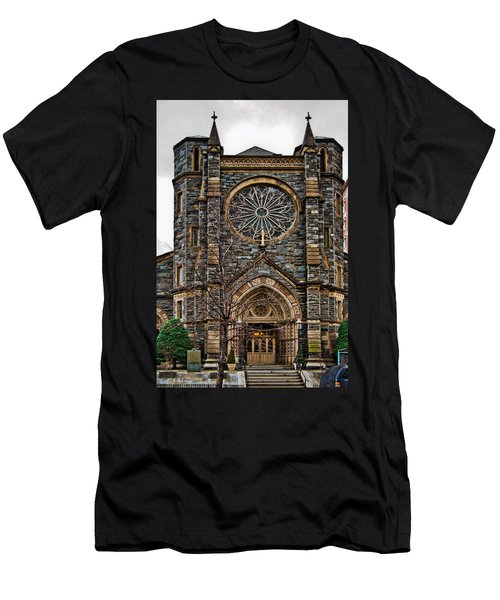 St. Patrick's Church Men's T-Shirt (Athletic Fit)