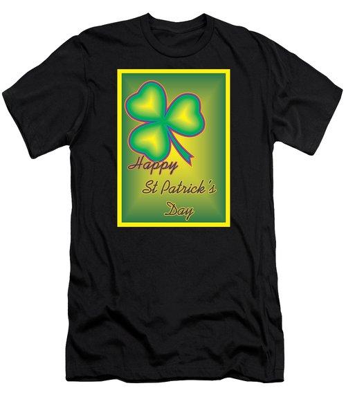 St. Patrick's Day Men's T-Shirt (Athletic Fit)