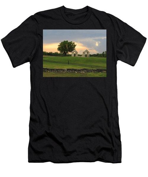 St. Patrick's Mission Church Memorial Men's T-Shirt (Athletic Fit)
