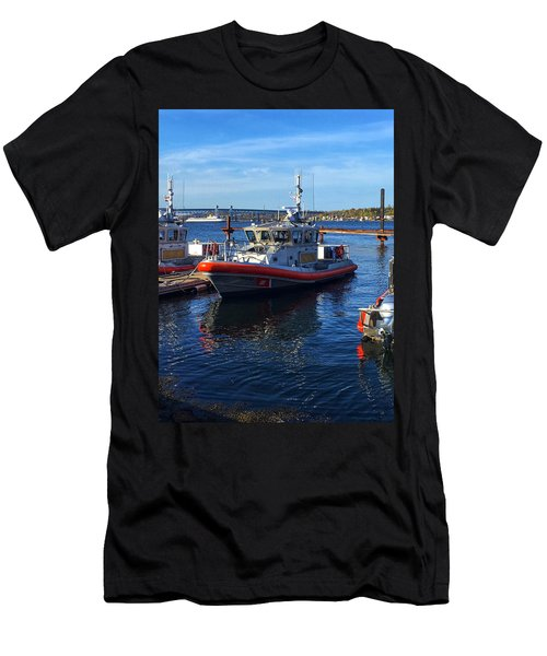 Sta. Nl Men's T-Shirt (Athletic Fit)