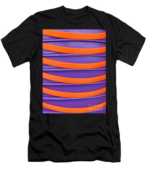 Stacked Men's T-Shirt (Athletic Fit)
