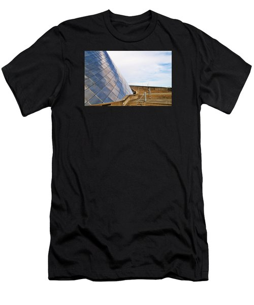 Staircase  Men's T-Shirt (Athletic Fit)