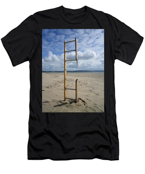 Stairway To Heaven Men's T-Shirt (Athletic Fit)