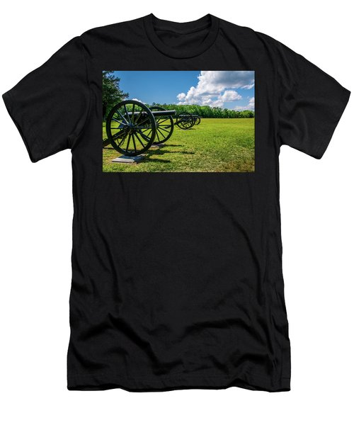 Standing Guard Men's T-Shirt (Athletic Fit)