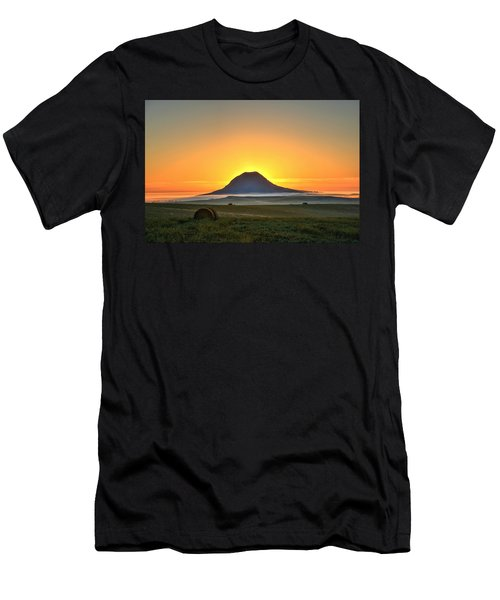 Standing In The Shadow Men's T-Shirt (Athletic Fit)