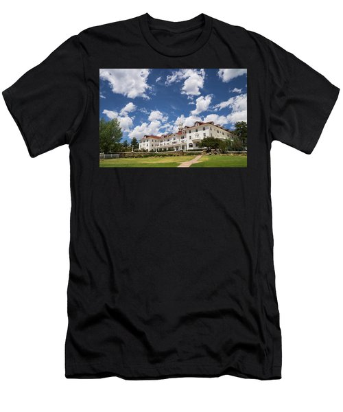 Stanley Hotel Men's T-Shirt (Athletic Fit)
