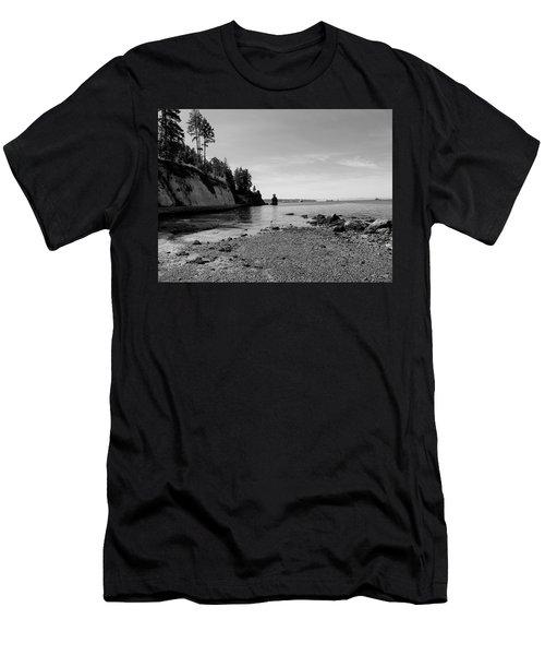 Stanley Park, Vancouver Men's T-Shirt (Athletic Fit)