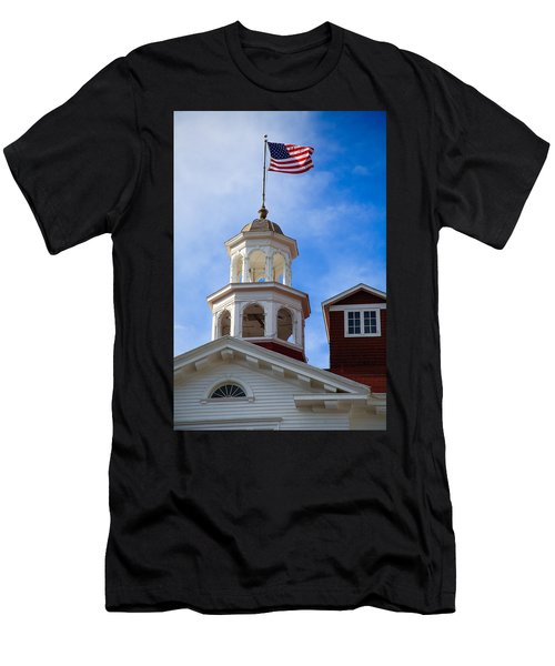 Stanley Stars And Stripes Men's T-Shirt (Athletic Fit)