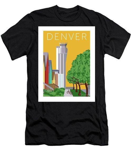 Stapleton Summer Men's T-Shirt (Athletic Fit)