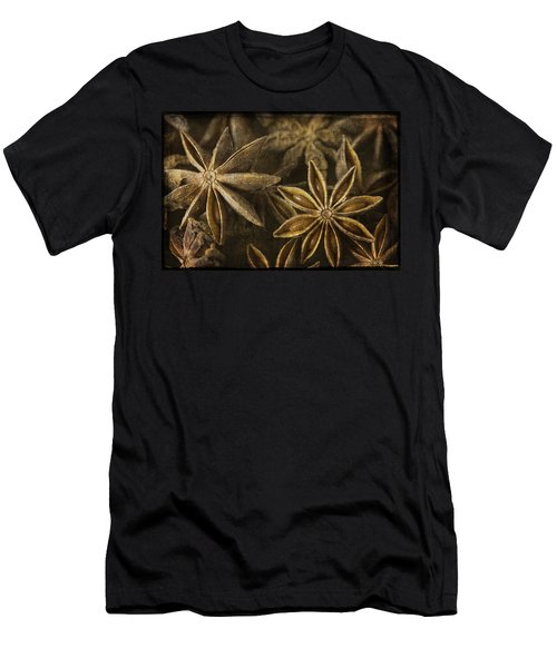 Star Anise Men's T-Shirt (Athletic Fit)