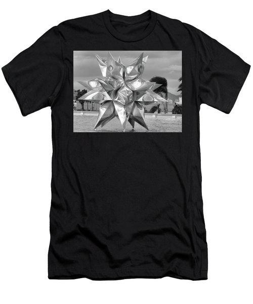 Star Men's T-Shirt (Athletic Fit)