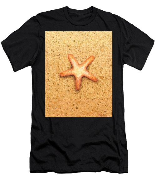 Star Fish Men's T-Shirt (Athletic Fit)
