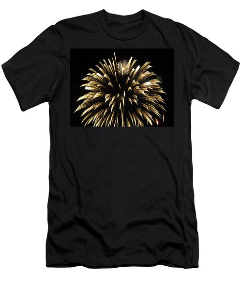 Men's T-Shirt (Slim Fit) featuring the photograph Star Flower by Tara Lynn