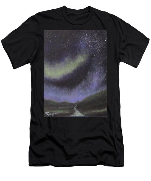 Star Path Men's T-Shirt (Athletic Fit)