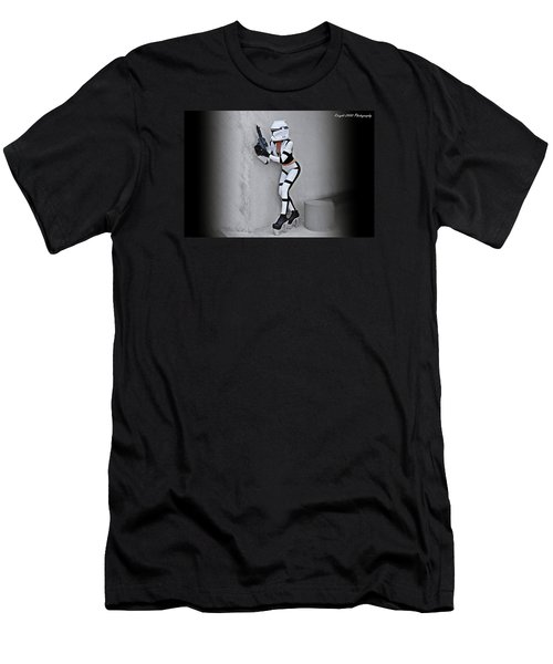 Star Wars By Knight 2000 Photography - Armor Men's T-Shirt (Athletic Fit)