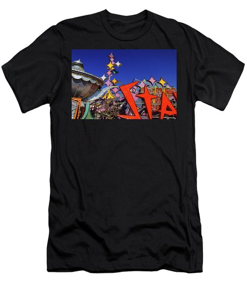 Men's T-Shirt (Athletic Fit) featuring the photograph Stardust by Skip Hunt