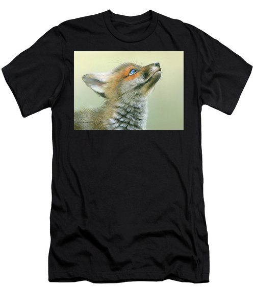 Starry Eyes Men's T-Shirt (Athletic Fit)