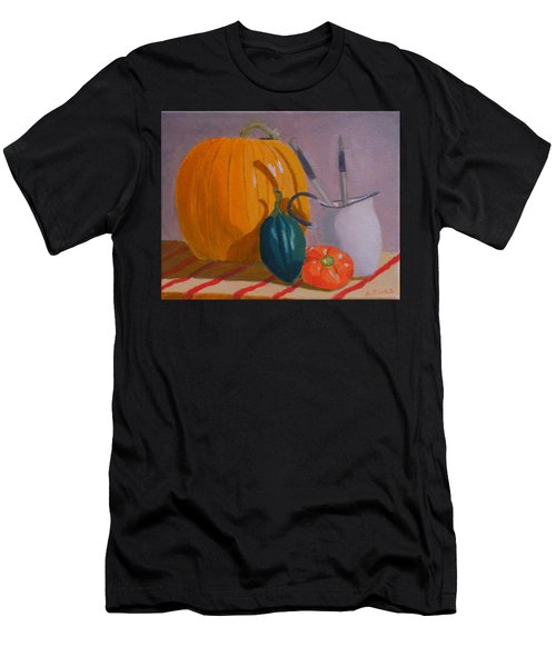 Start Of Fall Men's T-Shirt (Athletic Fit)