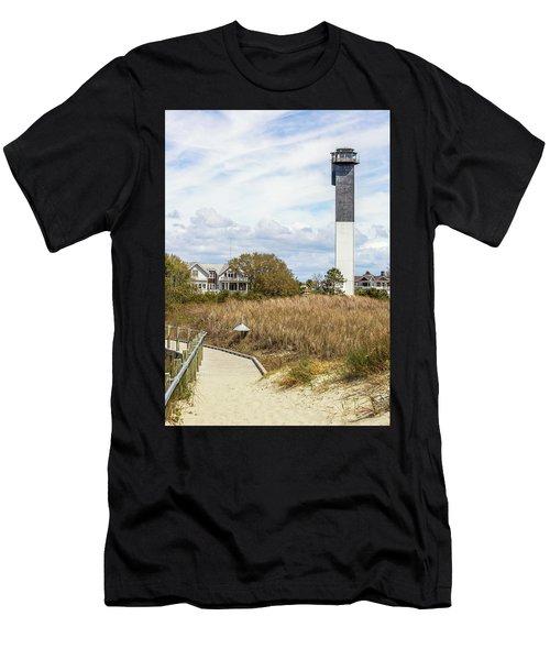 Station 18 On Sullivan's Island, Sc Men's T-Shirt (Athletic Fit)