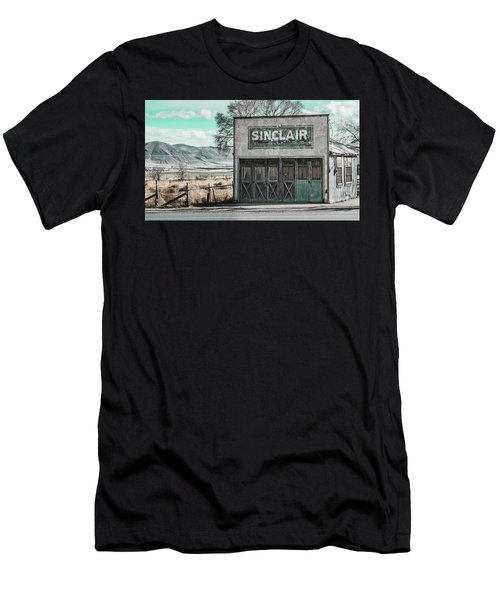 Station Men's T-Shirt (Athletic Fit)