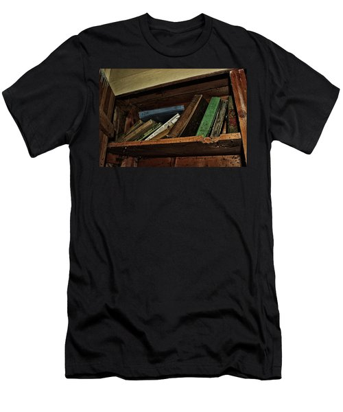 Stay A While And Listen Men's T-Shirt (Athletic Fit)