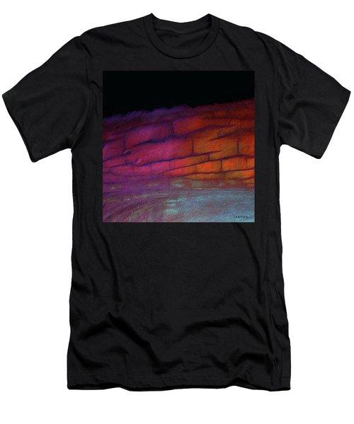 Steady Wisdom Men's T-Shirt (Athletic Fit)