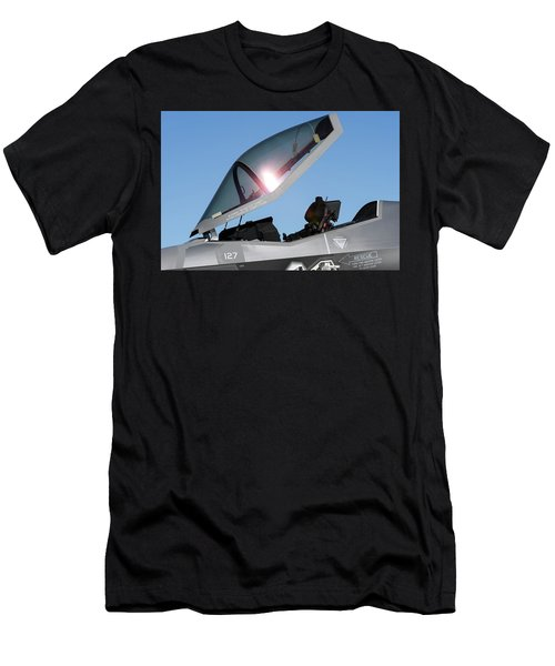 Stealth Office Men's T-Shirt (Athletic Fit)