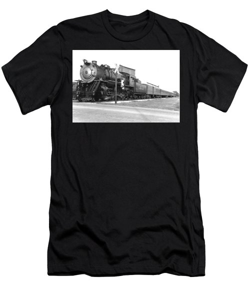 Steam In Motion Men's T-Shirt (Athletic Fit)